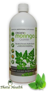 Moringa Probiotic Drink