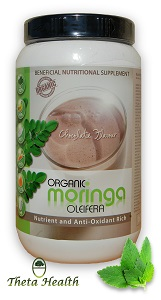 Moringa Whey Protein Shake Supplement