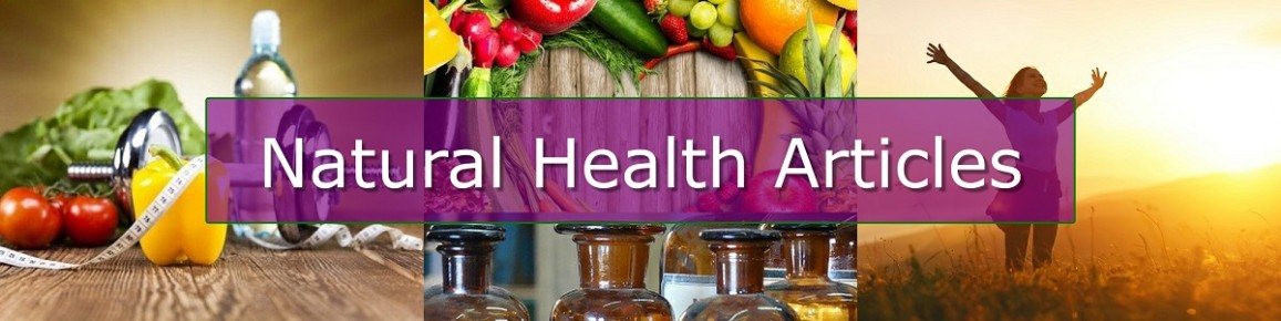Natural Health Articles