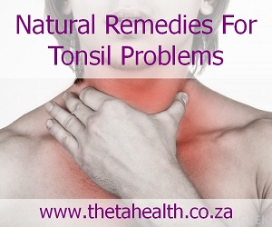 Natural Remedy for Tonsils