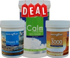 Stress Health Pack